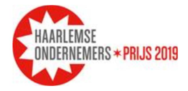 Wie is de beste Haarlemse ondernemer van 2019?
